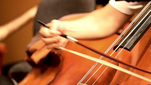 cello Partituras Evangélicas
