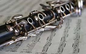 Clarinete partituras evangelicas